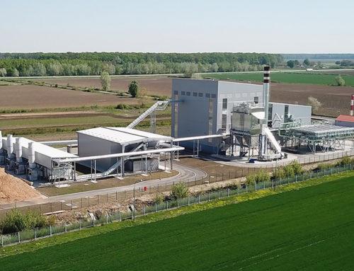 Elektrana na drvnu biomasu u Županji puštena u komercijalni rad