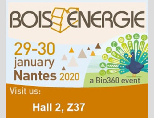 Đuro Đaković TEP exhibits at the Expo Bois Energie in France