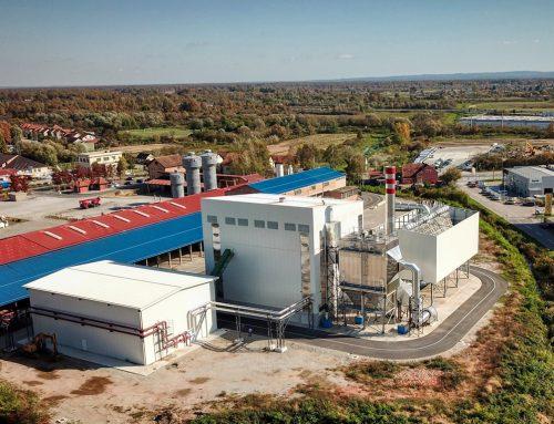 Kogeneracijska elektrana na drvnu biomasu u Karlovcu u komercijalnom radu