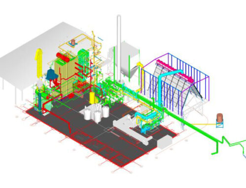Biomass power plant under contract in French Guiana