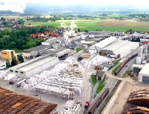 Đuro Đaković TEP in Slovenia built a cogeneration plant for Europe's largest cardboard manufacturer